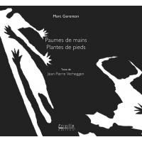 """Tirage de Tête """" Paumes de mains - plantes de pieds """" de Marc Gérenton"""