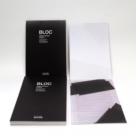 """ BLOC "" d'hélène Néraud"