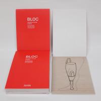""" BLOC "" de Christine Crozat"